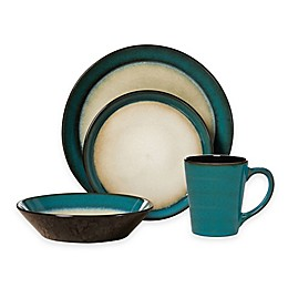 Pfaltzgraff® Aria 16-Piece Dinnerware Set in Teal
