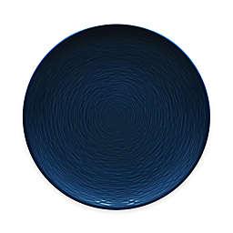 Noritake® Navy on Navy Swirl Round Salad Plate