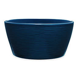 Noritake® Navy on Navy Swirl Soup/Cereal Bowl