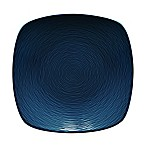 Noritake® Navy on Navy Swirl Square Salad Plate