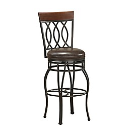 American Heritage Bella Stool in Bourbon