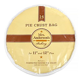 Mrs. Anderson's Baking Easy No-Mess Pie Crust Maker Bag