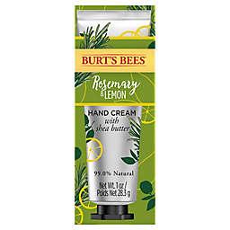 Burt's Bees® 1 oz. Hand Cream in Rosemary/Lemon
