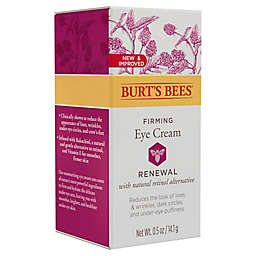 Burt's Bees® 0.5 oz. Firming Eye Cream