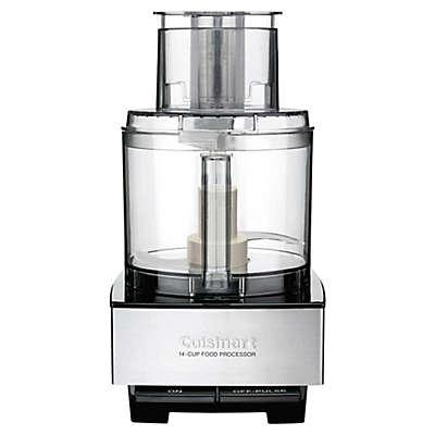 Cuisinart® 14-Cup Food Processor in Umber
