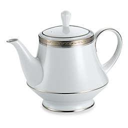 Noritake® Crestwood Platinum Teapot