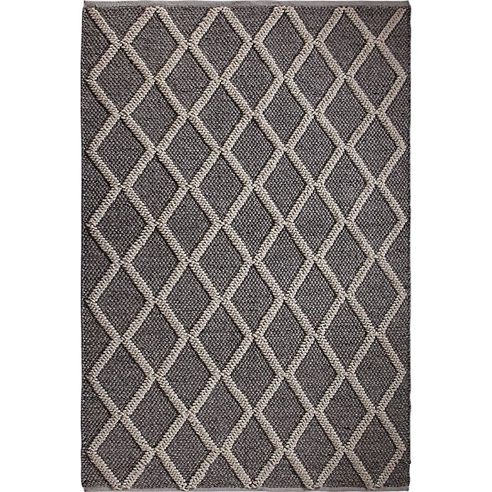Alternate image 1 for Dakota Rug in Grey/White