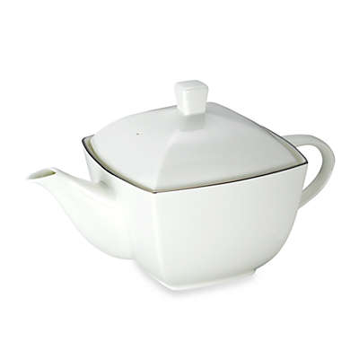 Mikasa® Couture Platinum Teapot