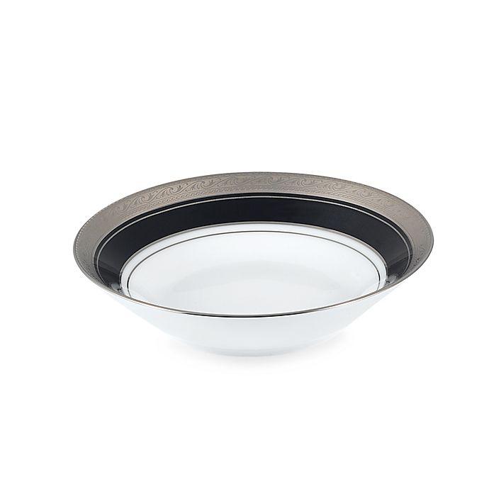 Alternate image 1 for Noritake® Crestwood Cobalt Platinum Fruit Bowl