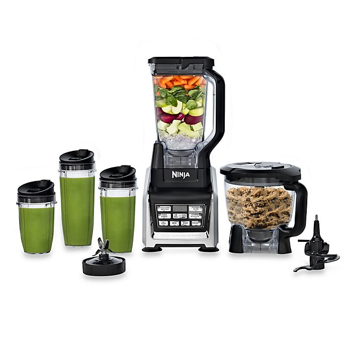 Alternate image 1 for Nutri Ninja® Blender System with Auto-IQ™