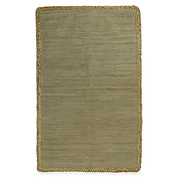 Park B. Smith Jute Border Accent Rug