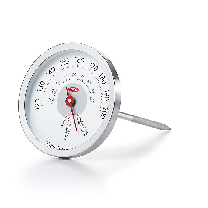 Alternate image 1 for OXO Good Grips® Leave-In Meat Thermometer