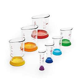 OXO Good Grips® Plastic 7-Piece Measuring Beaker Set
