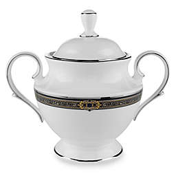 Lenox® Vintage Jewel™ Covered Sugar Bowl
