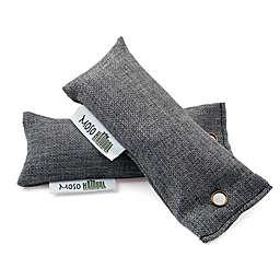 Moso Natural Mini Air Purifying Bags (Set of 2)