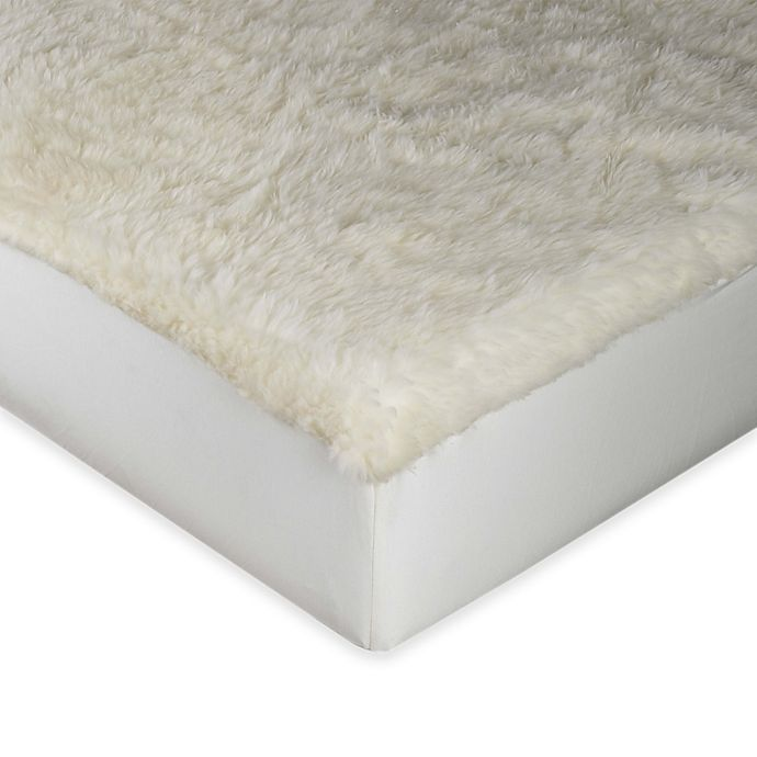 Alternate image 1 for Sleep & Beyond myDual™ Reversible Twin/Twin XL Mattress Pad