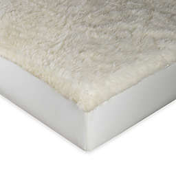 myDual™ Washable and Reversible Wool King Mattress Pad in Ivory