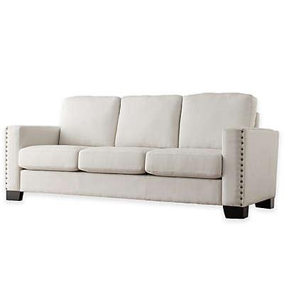 Verona Home Darby Nailhead Accent Sofa
