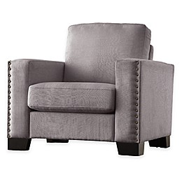 iNSPIRE Q® Darby Nailhead Accent Arm Chair