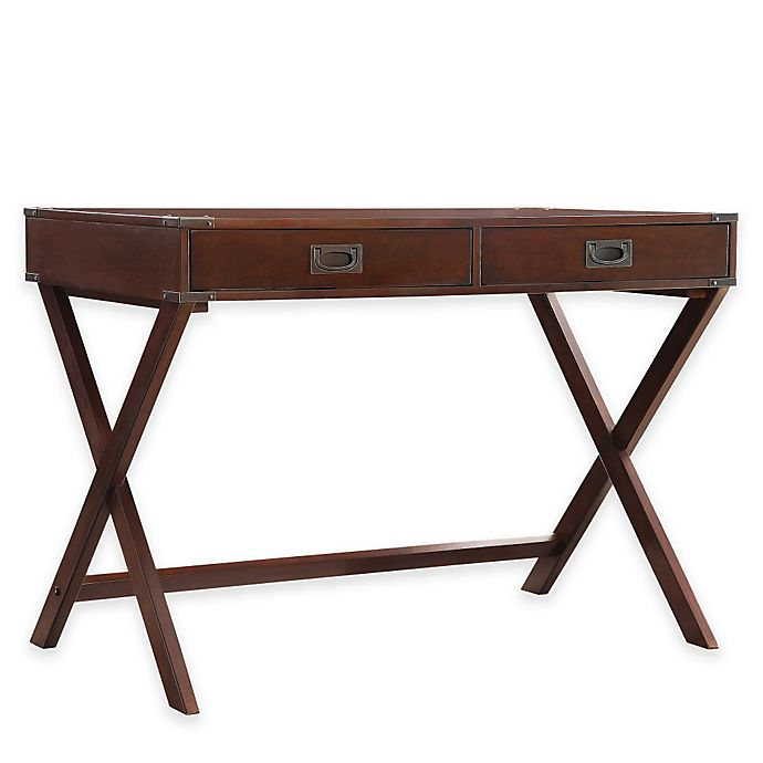 Alternate image 1 for iNSPIRE Q® Callie Campaign Writing Desk