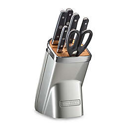 KitchenAid® Professional Series 7-Piece Knife Block Set