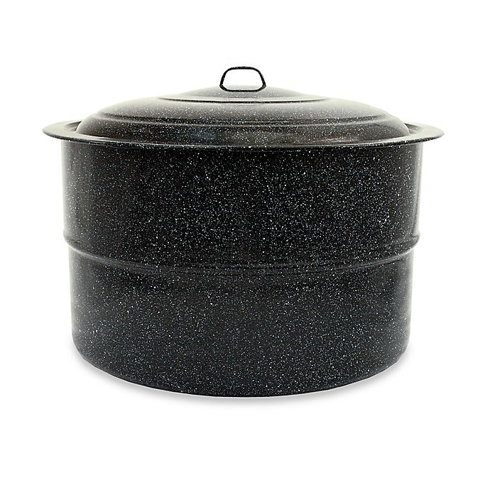 Alternate image 1 for Granite Ware 33 qt. Canner with Rack