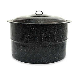 Granite Ware 33 qt. Canner with Rack