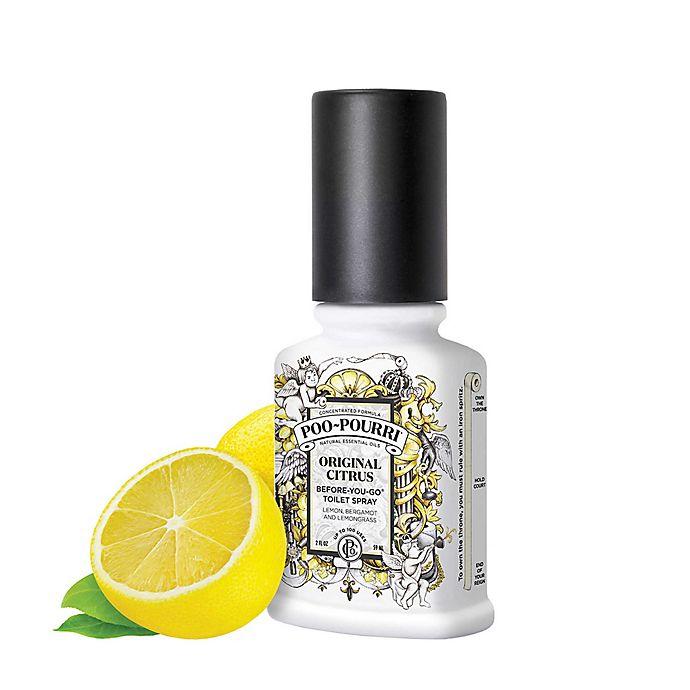 Alternate image 1 for Poo-Pourri® Before-You-Go® 2 oz. Toilet Spray in Original Citrus