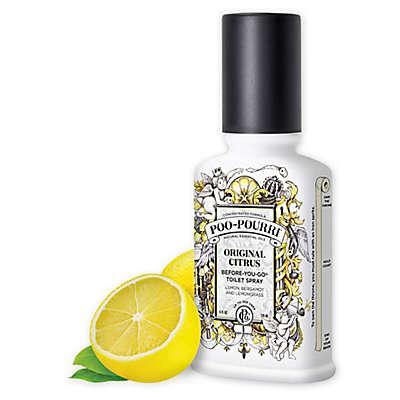 Poo-Pourri® Before-You-Go® Toilet Spray in Original Citrus