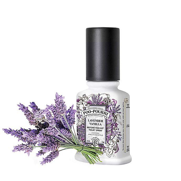 Alternate image 1 for Poo-Pourri® Before-You-Go® 2 oz. Toilet Spray in Lavender Vanilla