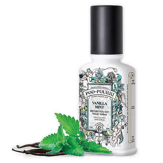 Alternate image 1 for Poo-Pourri® Before-You-Go® Toilet Spray in Vanilla Mint