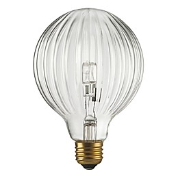 Globo 40-Watt Halogen Light Bulb in Clear