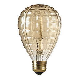 Granade 40-Watt Light Bulb in Amber
