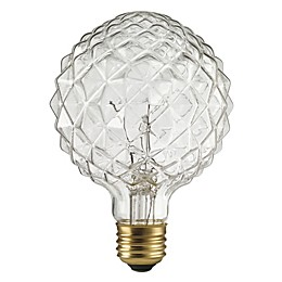 Crystalina 40-Watt Halogen Light Bulb in Clear