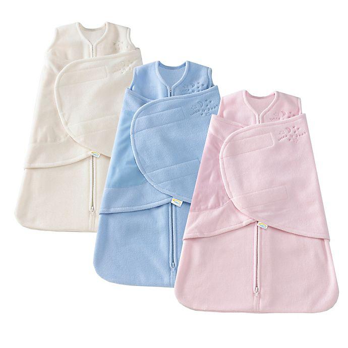 Alternate image 1 for HALO® SleepSack® Micro-Fleece Swaddle