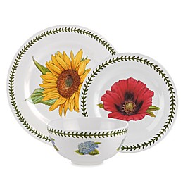 Portmeirion® Botanic Garden Melamine Dinnerware Collection