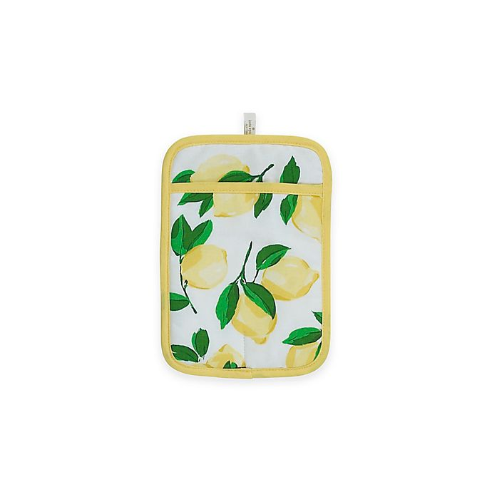 Alternate image 1 for kate spade new york Make Lemonade Pot Holder