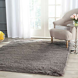 Safavieh Faux Sheepskin Area Rug