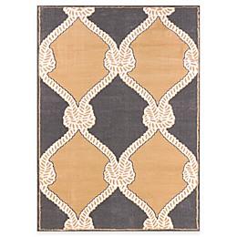 United Weavers Modern Texture Cordage Indoor/Outdoor Area Rug