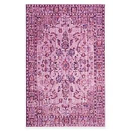 Safavieh Valencia Estel Area Rug in Pink Multi