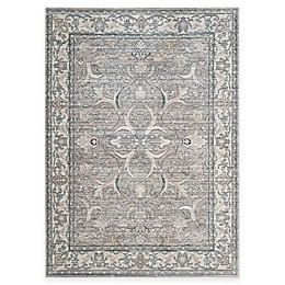 Safavieh Valencia Curve Area Rug in Mauve/Cream