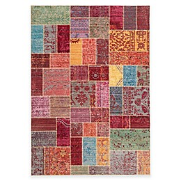 Safavieh Valencia Multicolor Patchwork Area Rug