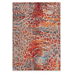 Safavieh Valencia Multicolor Spotted Area Rug
