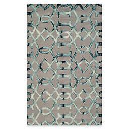 Safavieh Dip Dye Entwine 3-Foot x 5-Foot Area Rug in Grey