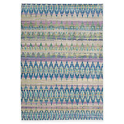 Safavieh Valencia Elros 8-Foot x 10-Foot Area Rug in Purple Multi