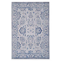 Safavieh Artisan Floral Area Rug in Silver