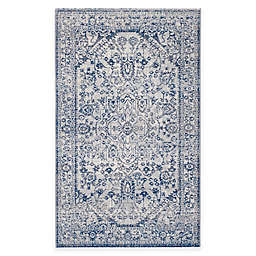 Safavieh Artisan Arash 4-Foot x 6-Foot Area Rug in Silver/Blue