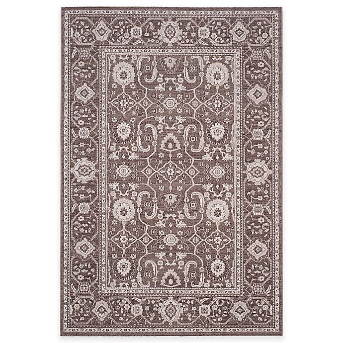 Alternate image 1 for Safavieh Artisan Gazsi 4-Foot x 6-Foot Area Rug in Brown