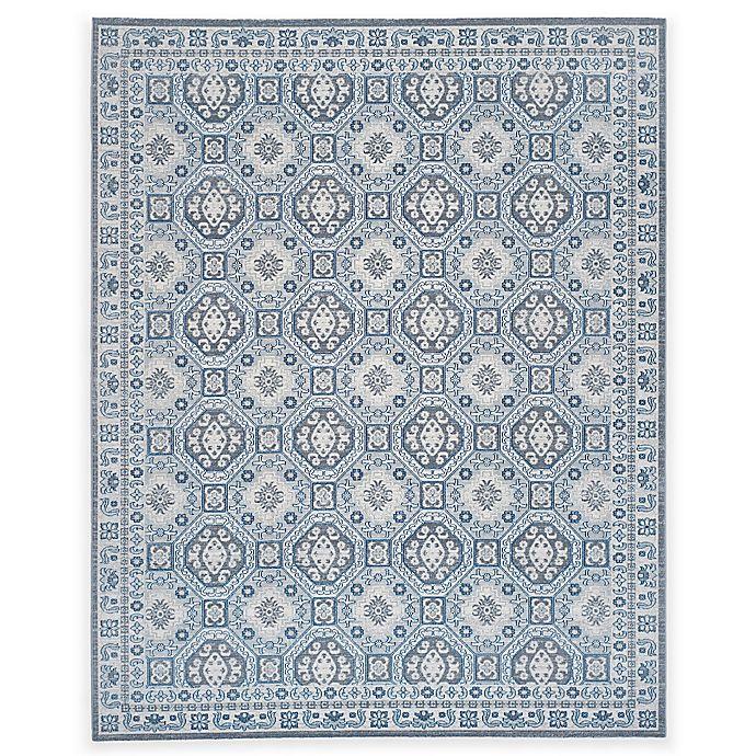 Alternate image 1 for Safavieh Artisan Esta 10-Foot x 14-Foot Area Rug in Silver/Blue