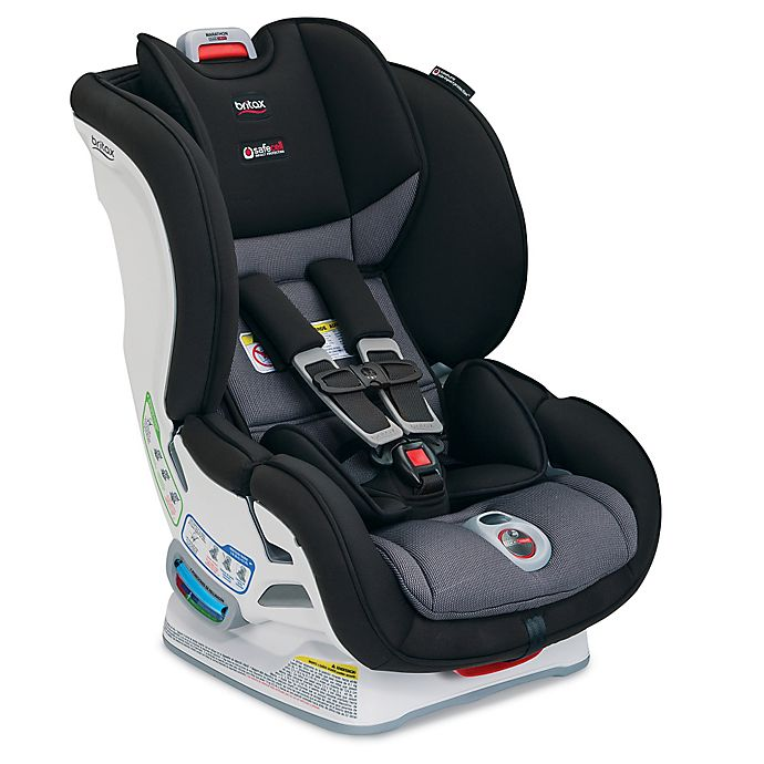 Alternate image 1 for BRITAX Marathon® ClickTight™ Convertible Car Seat in Verve